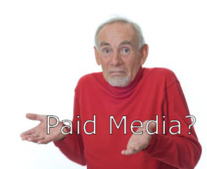 What is paid media exactly?
